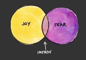 Joy Fear Improv
